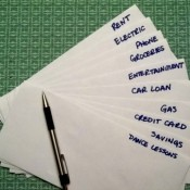 Using Envelopes: A More Efficient Money Saving Method