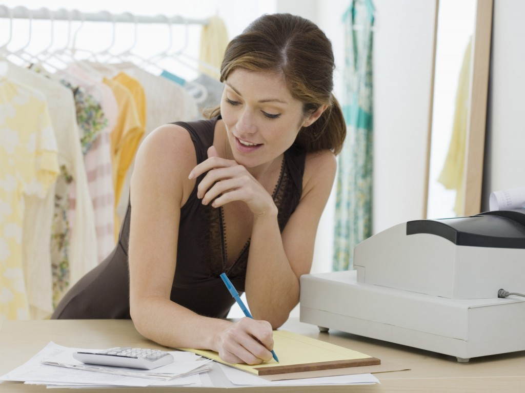 women and small businesses essay