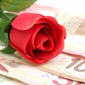 Valentine's Day Flowers – INFOGRAPHIC