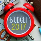 Now it's March, are you on target for this years budget?