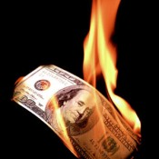 Printing Money – or Money to Burn